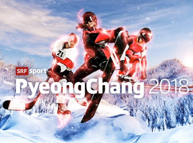 SRF SPORT PyeongChang